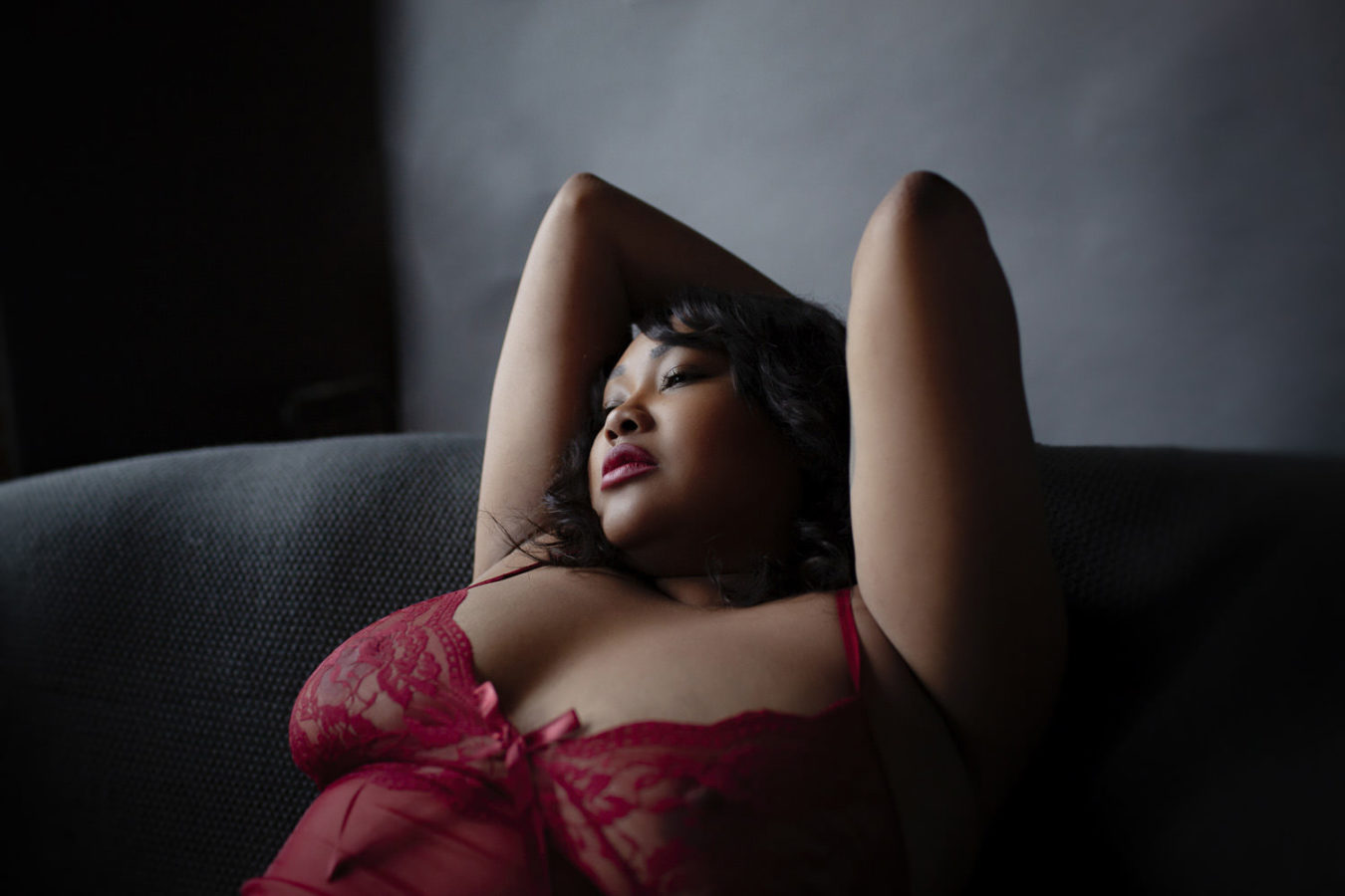 boudoir photography boston body positive experience