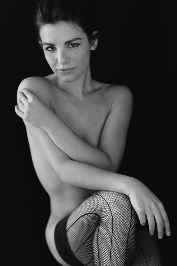 modern muse boston boudoir photographer session