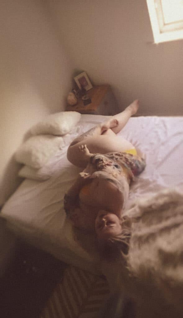 moody sensual boudoir presets boston fine art portrait photographer