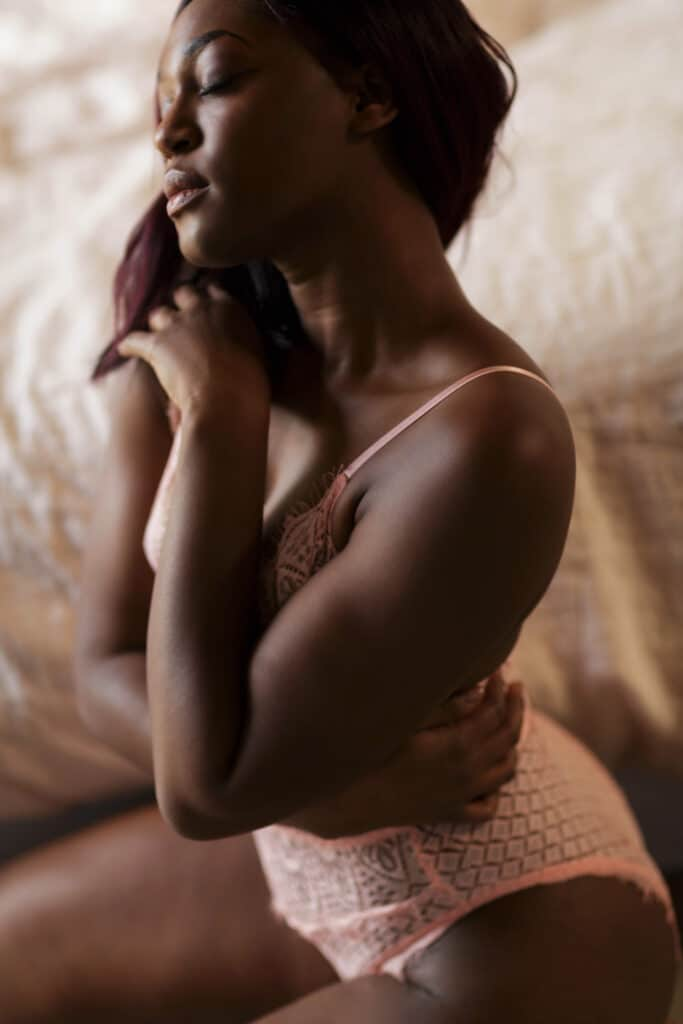 moody boston boudoir photography fine art