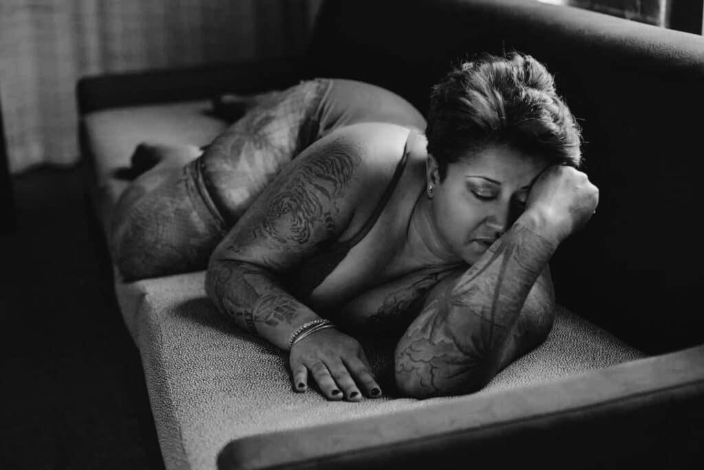 intimate boudoir photography boston