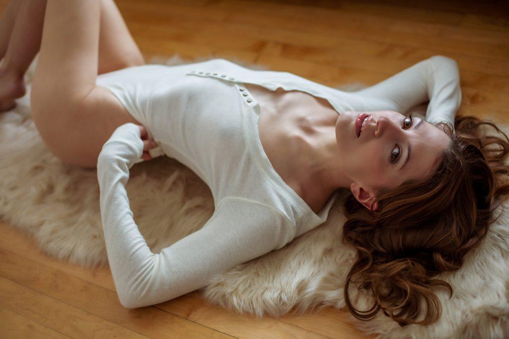 white long sleeve body suit boudoir new england wardrobe ideas